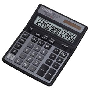 Калькулятор CITIZEN настольный 16раз 203.5*158*33.5мм купить оптом и в розницу
