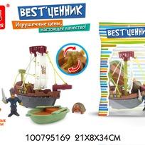 Набор пирата 100795169 BESTценник в пак. купить оптом и в розницу