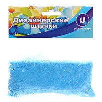 Украшение декоративное песок для дизайна″ 200гр Голубой А005 купить оптом и в розницу