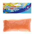 Украшение декоративное песок для дизайна″ 200гр Оранжевый А011 купить оптом и в розницу