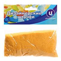 Украшение декоративное песок для дизайна″ 200гр Желтый А010 купить оптом и в розницу