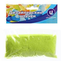 Украшение декоративное песок для дизайна″ 200гр Лимонный А001 купить оптом и в розницу