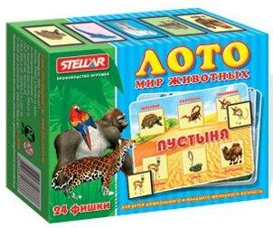 Лото Мир животных 00906 /16/ купить оптом и в розницу