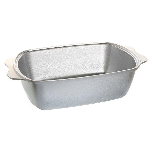 Гусятница 5,5 л литой алюминий с крышкой-противнем КМ-г55 купить оптом и в розницу
