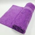 Полотенце махровое 50х90 цв.сиреневый Марьины узоры купить оптом и в розницу