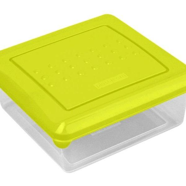 Емкость для хранения продуктов PATTERN квадратная 0,5л *26 купить оптом и в розницу