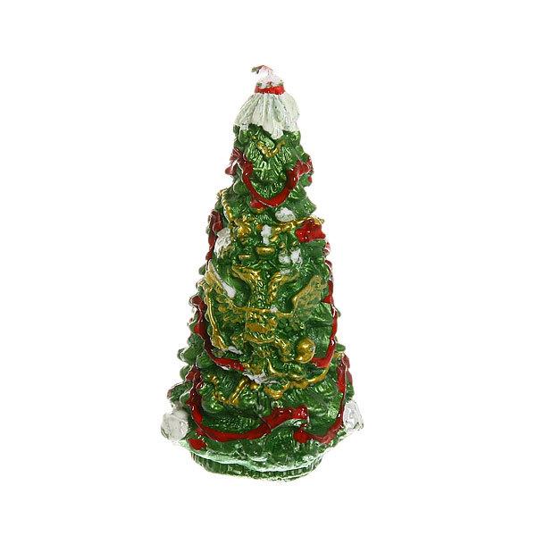 Свеча Новогодняя ″Кремлевская ёлочка″ 13,5*8 см купить оптом и в розницу