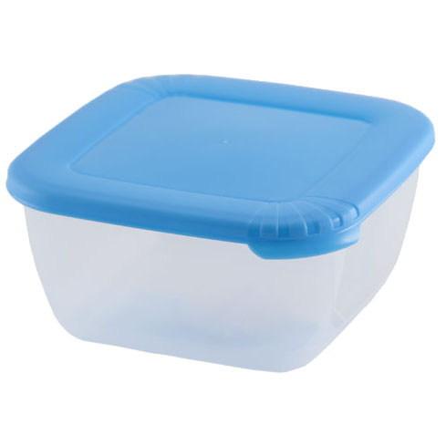 Контейнер пластиковый пищевой ″Лайт″ 0,95л квадратный *44 купить оптом и в розницу