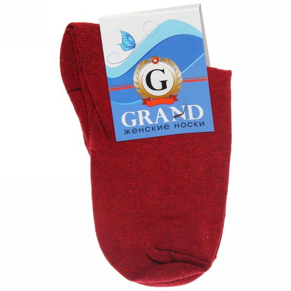 Носки женские GRAND, цвет в ассортименте р. 25 купить оптом и в розницу
