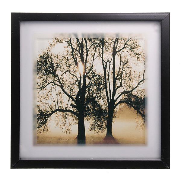 Картина стекло 35*35см ″Деревья″ купить оптом и в розницу