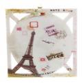 Подставка керамическая 17*17 см ″Города″ в ассортименте купить оптом и в розницу