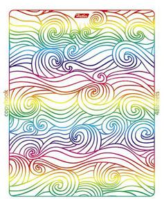 """Тетрадь 48л.кл.скрепка HATBER, """"Rainbow"""", тисн.фольгой купить оптом и в розницу"""