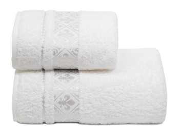 ПЦ-2601-1979 полотенце 50х90 махр г/к Luigi цв.101 купить оптом и в розницу