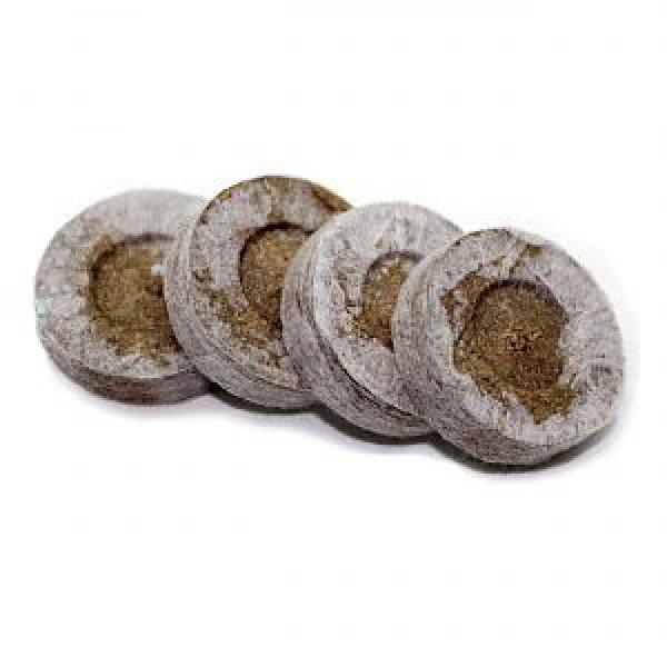 Таблетки торфяные 33 мм (упаковка 2000 штук) Jiffy-7 купить оптом и в розницу