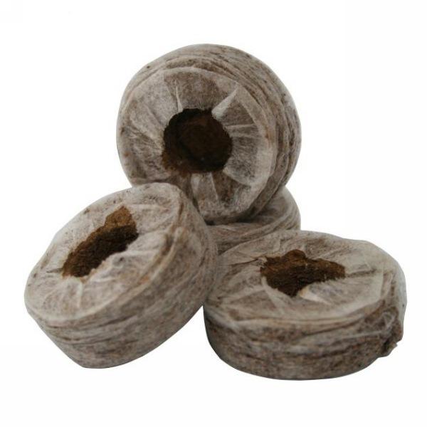 Торфяные таблетки ″Jiffy-7″, упаковка 1000 шт., диам.44 мм купить оптом и в розницу