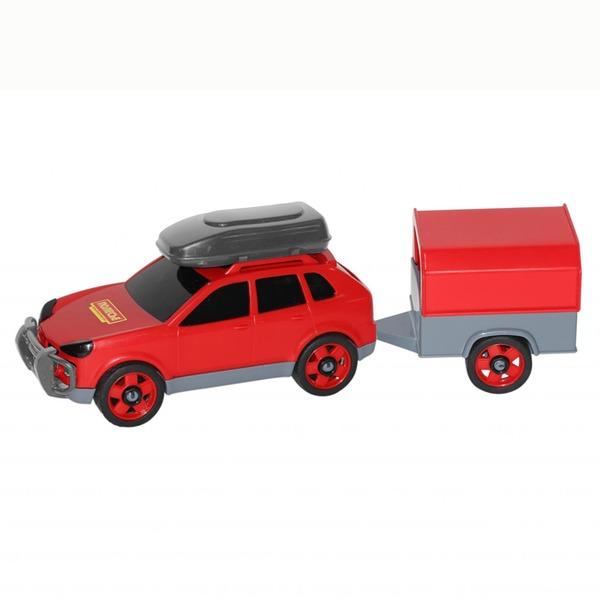 Автомобиль легковой с прицепом 53688 П-Е /8/ купить оптом и в розницу