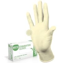Перчатки DECO EG PF латексные нестерильные неопудреные 50 пар XS купить оптом и в розницу