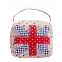 Подушка декоративная 15*13см Британский флаг купить оптом и в розницу