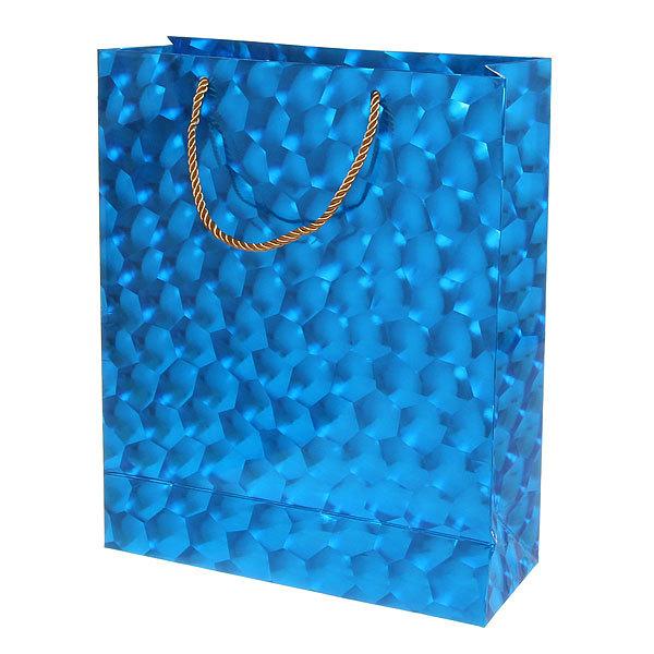 Пакет подарочный ″3 D Кристалл″ 32*25*10см 10062-5 купить оптом и в розницу