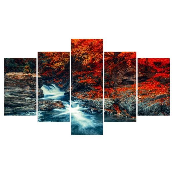 Картина модульная полиптих 75*130 Природа диз.29 89-02 купить оптом и в розницу