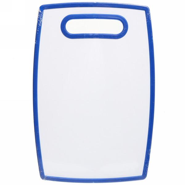 Доска разделочная пластиковая ″Мельница″ 30*20*1,3см купить оптом и в розницу