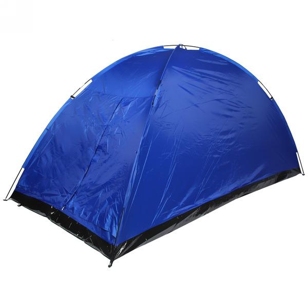 Палатка кемпинговая 6-местная 1-слойная,400*200*170 купить оптом и в розницу