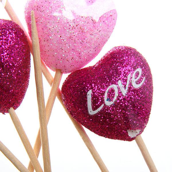 Шпажки в наборе 6 шт ″Love″ купить оптом и в розницу