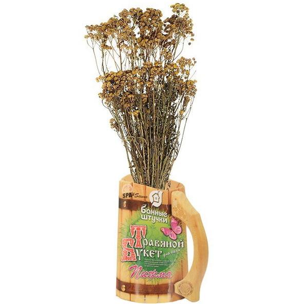Травяной букет для бани пижма 1/30 33064 купить оптом и в розницу
