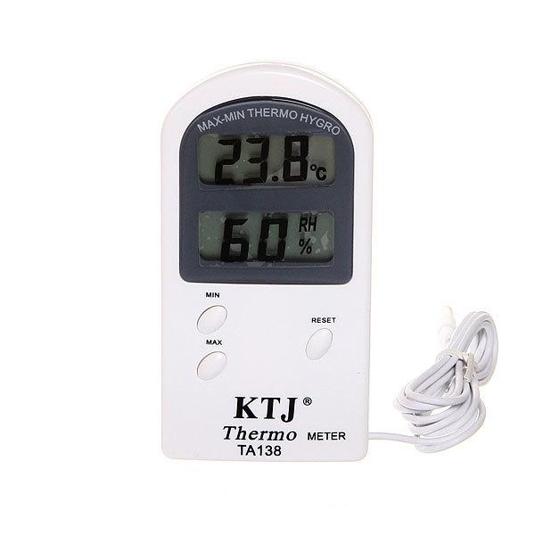 Термометр электронный наружный TA-138A (-40 +50 С) купить оптом и в розницу