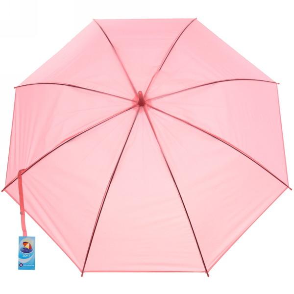 Зонт-трость женский ″Нежное ассорти цветов″ микс 6 расцветок, 8 спиц, d-99см, длина в слож. виде 55см купить оптом и в розницу