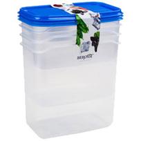 Набор контейнеров ″Venecia″ (джинс) купить оптом и в розницу