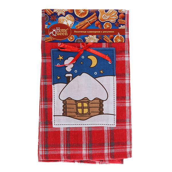 Полотенце кухонное 36*58см сувенирное с рисунком 65035 купить оптом и в розницу