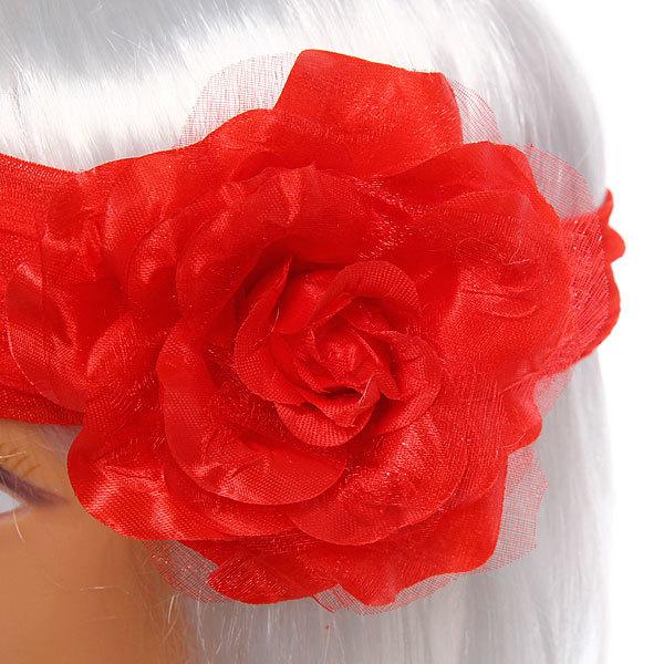 Резинка для создания греческой прически ″Розочка″, цвет микс купить оптом и в розницу