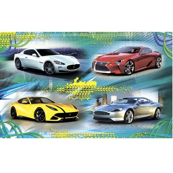 Наклейки Автомобили 2143 /Квадра/ купить оптом и в розницу