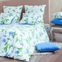 Дуэт перкаль-люкс Veronica blue 3015/2 Хлопковый Край купить оптом и в розницу