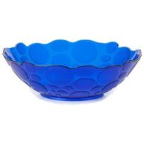 Креманка ″Glory″ 0,4 л (синий полупрозрачный) купить оптом и в розницу