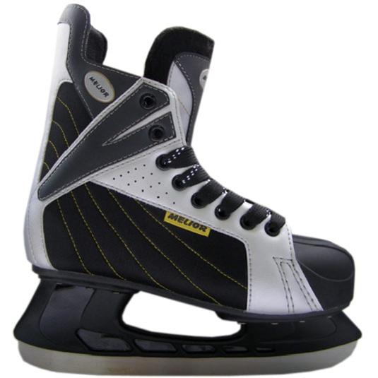 Коньки МН-115 MELIOR хоккейные р.36 купить оптом и в розницу