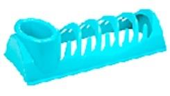 Сушилка для посуды Compakt (бирюза)*14 купить оптом и в розницу