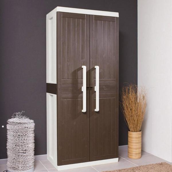 Шкаф 2х дверный глубокий WOOD LINE L купить оптом и в розницу