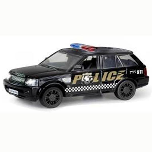 Модель LAND ROVER RANGE SPORT-POLICE CAR 1:30-39 019061Р/554007 купить оптом и в розницу