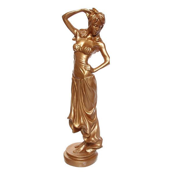 Статуэтка Девушка с розой 56см. купить оптом и в розницу