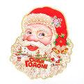 Плакат новогодний Дед Мороз 53см 321-2 купить оптом и в розницу