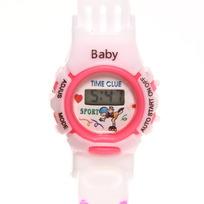 Часы наручные ″Спорт″ электронные, управление двумя кнопками, на батарейке купить оптом и в розницу