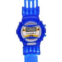 Часы наручные ″Яркий цвет″ электронные, управление двумя кнопками, на батарейке купить оптом и в розницу