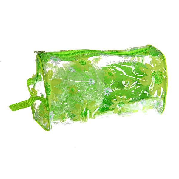 Банный-дорожный набор в косметичке ″В дорогу″ из 5 предметов (зеркало,мочалка мыльница, расческа, футляр для зуб. щетки) купить оптом и в розницу