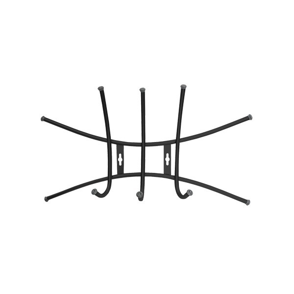 Вешалка Ника-Премиум 1 (3 крючка) ВНП1 купить оптом и в розницу