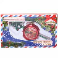 Набор ёлочный шар и ручка ″Мама, с Новым годом!″ печенье купить оптом и в розницу