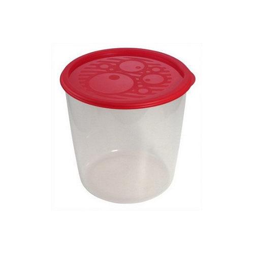 Контейнер пластиковый пищевой №5, 4,7л круглый высокий многофункциональный купить оптом и в розницу