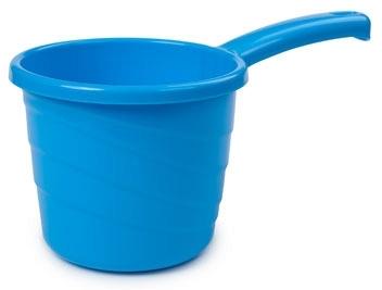 """Ковш """"Practic"""" 1,3 л (голубая лагуна) *12 купить оптом и в розницу"""