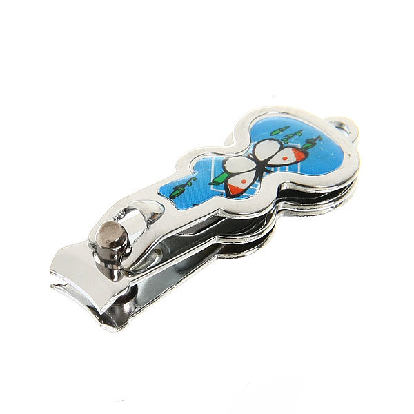 Кусачки для ногтей (Книпсер) ″Гитара″ 4см 51-11 купить оптом и в розницу